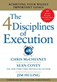 4 Disciplines of Execution by Sean Covey - Paperback
