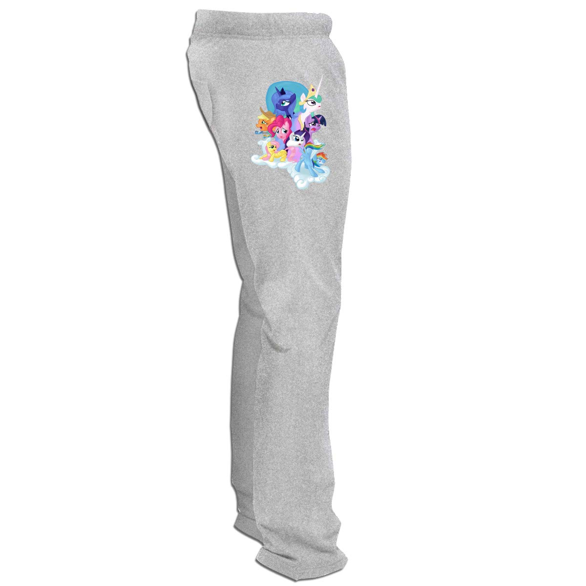Amazon.com: BAIXRU My Little Pony Art Leggings Men Yoga ...