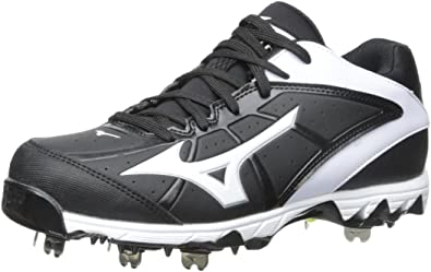 Amazon.com | Mizuno Women's 9 Spike Swift 4 Fast Pitch Metal Softball Cleat  | Softball & Baseball