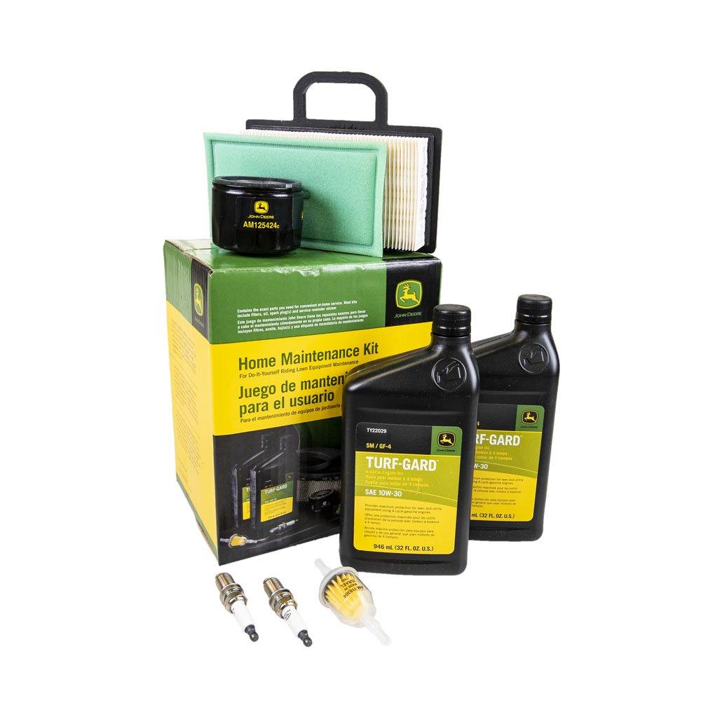 Amazon.com : John Deere Original Equipment Maintenance Kit #LG230 ...