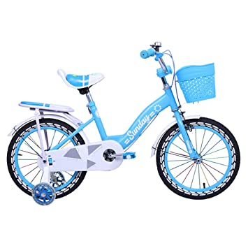 Riscko Bicicleta Infantil Modelo Sunday con Ruedas de 16 Color Azul