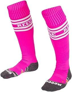 Reece College sallersao Calze Autoreggenti Hockey Calze Rosa (Rosa)