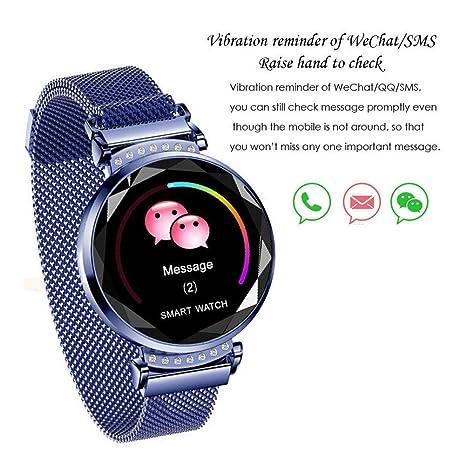 Smart Watch Heart Rate Monitor Fitness Tracker Watch Waterproof Smart Watch Bracelet for Women