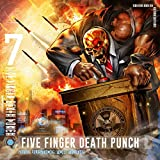 61lXor7aXuL. SL160  - Five Finger Death Punch - And Justice for None (Album Review)