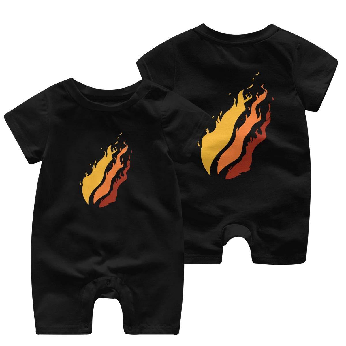 HGJLTY Preston Playz Baby Jumpsuit Boys Girls 100/% Cotton Short Sleeve Rompers Double Print