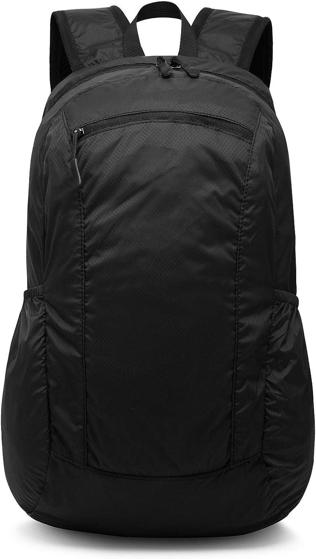 vimapo Hiking Backpack 18L Lightweight Packable Backpack Sports Packable Waterproof Travel Mini Daypack
