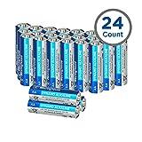 Westinghouse Dynamo Alkaline Batteries AAA, AA, C, D, 9V, AAA+AA (AA, 24 counts)