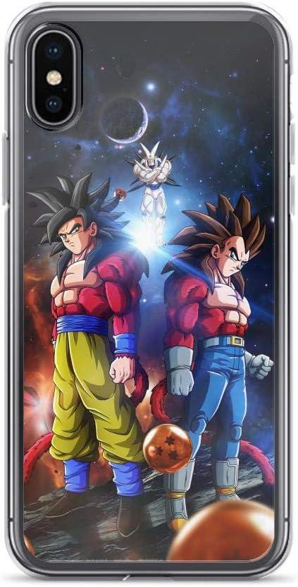 Dragon Ball Z DBZ Goku Vegeta iphone case