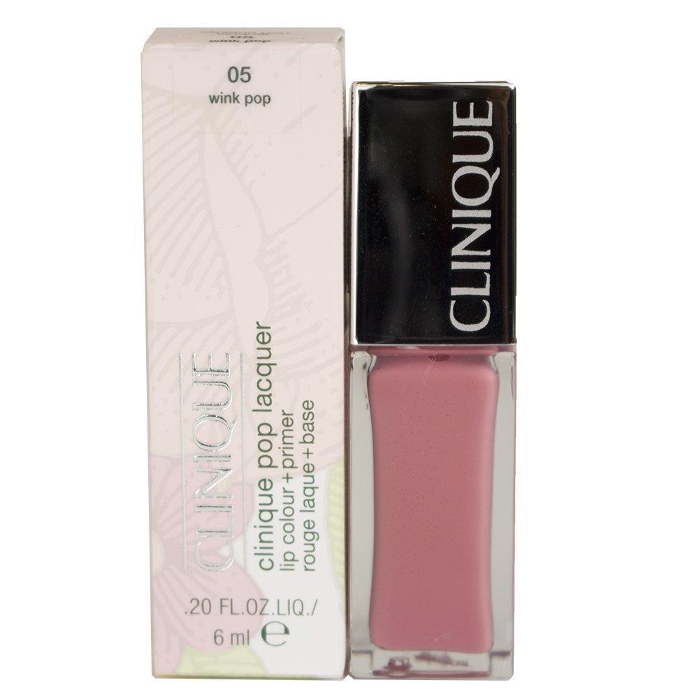 Pop Lacquer Lip Colour + Primer by Clinique 05 Wink Pop / 0.21 fl.oz. 6ml 020714802400