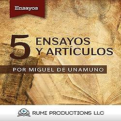 5 Ensayos y Artículos [5 Essays and Articles]