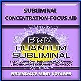 Subliminal Concentration and Focus Aid - Ocean Soundscape Track