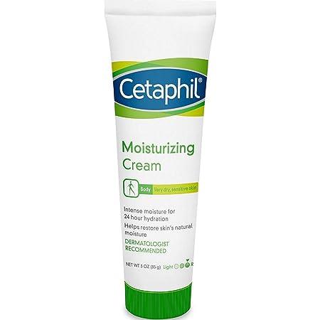 Cetaphil Moisturizing Cream - 3 oz