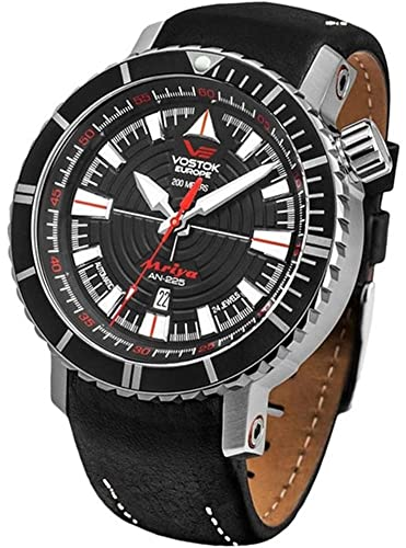 Vostok Europe Mriya an-225 relojes hombre NH35/5555235: Amazon.es: Relojes