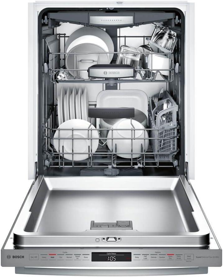 Bosch shx878wd5 N 800 Serie construido en lavavajillas con 6 ...