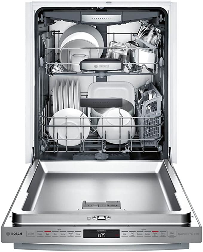 Amazon.com: Bosch SHX878WD5N 800 Series - Lavavajillas ...