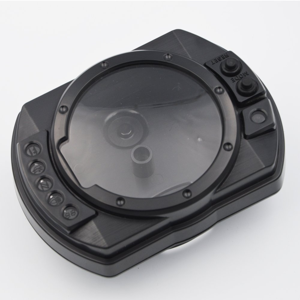 2003//–/2006 zxmoto veloc/ímetro tac/ómetro Gauge instrumento carcasa para Kawasaki ZX-6R 636/