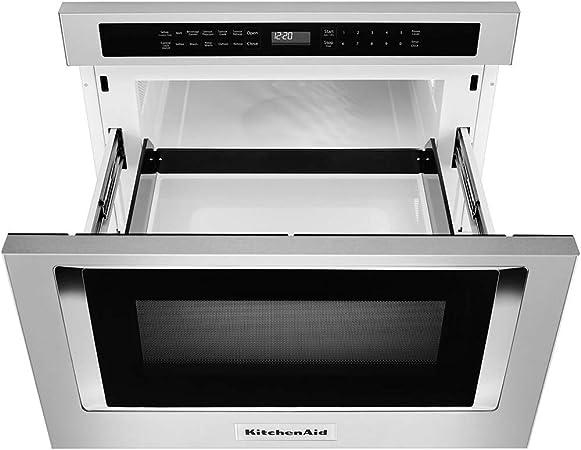 Amazon.com: KitchenAid 24 en. W 1,2 cu FT. Debajo del ...