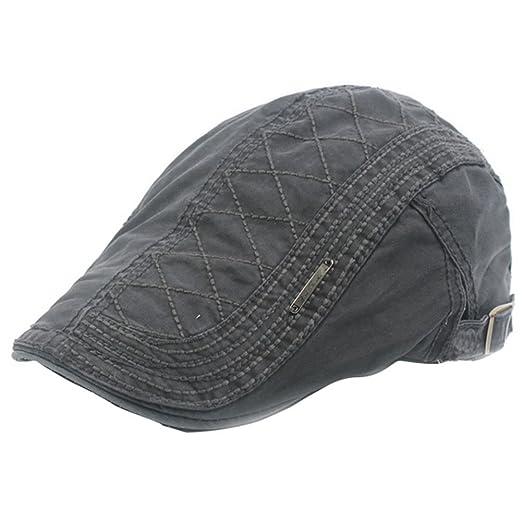 Gespout Sombreros Gorras Boinas Vaquero Hombres Mujer Hat Flat Cap ...