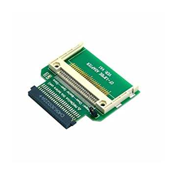 Huimai CF Compact Flash Merory Card a 50pin 1.8 Pulgadas IDE Disco ...