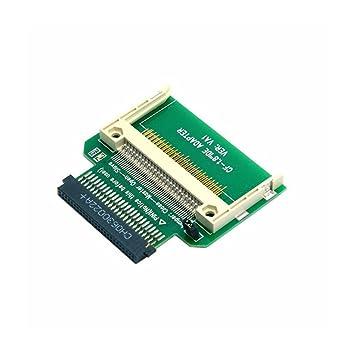 Huimai CF Compact Flash Merory Card a 50pin 1.8 Pulgadas IDE Disco ...