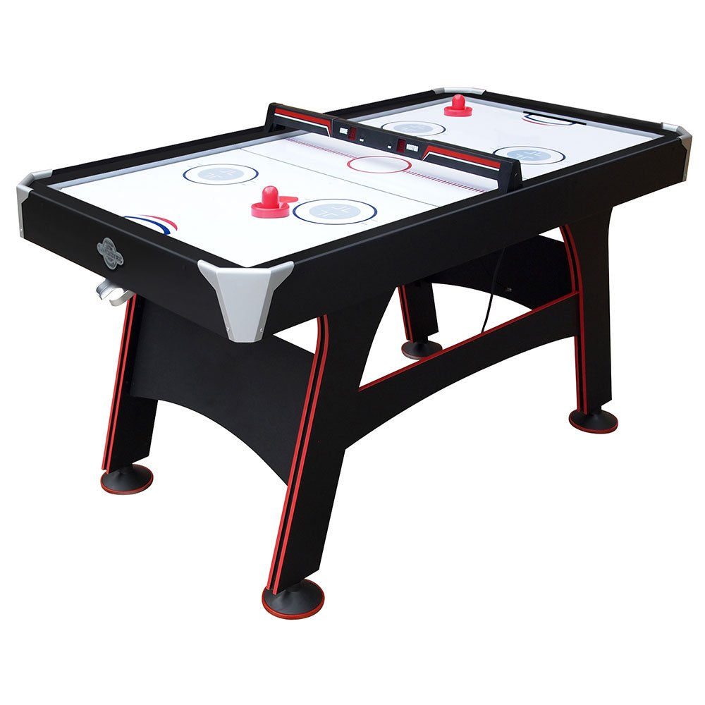 Lancaster 66'' Indoor Family Gameroom Air Powered Hockey Table & Accessories