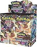 Pokemon TCG: Sun & Moon Forbidden Light Booster Sealed Box | Collectible Trading Card Set | 36 Booster Packs | Over 130 Cards 5 Prism Star Cards, 8 Pokemon-GX Cards, 6 Ultra Beasts, 15 Trainer Cards