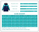 KID1234 Boys' Lightweight Rain Jacket Quick Dry