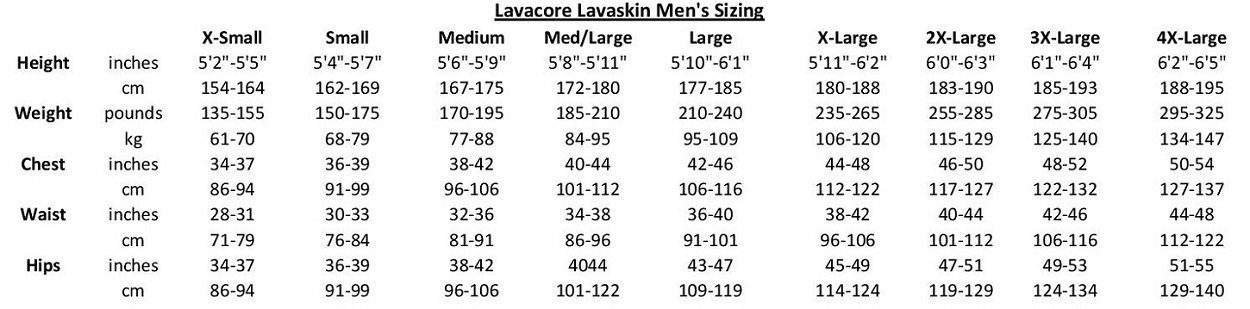 New Men's LavaCore Elite Stand Up Paddleboard (SUP) Jacket - Grey (Size Large) for Scuba Diving, Surfing, Kayaking, Rafting, Paddling & Many Other WaterSports/FBM