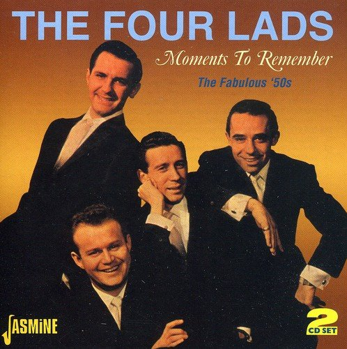 Moments To Remember - The Fabulous 50's [ORIGINAL RECORDINGS REMASTERED] 2CD SET