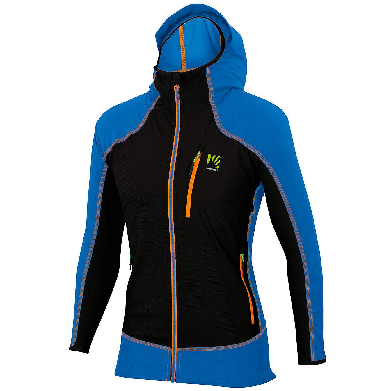 Karpos Parete Jacket - Bluette/Black