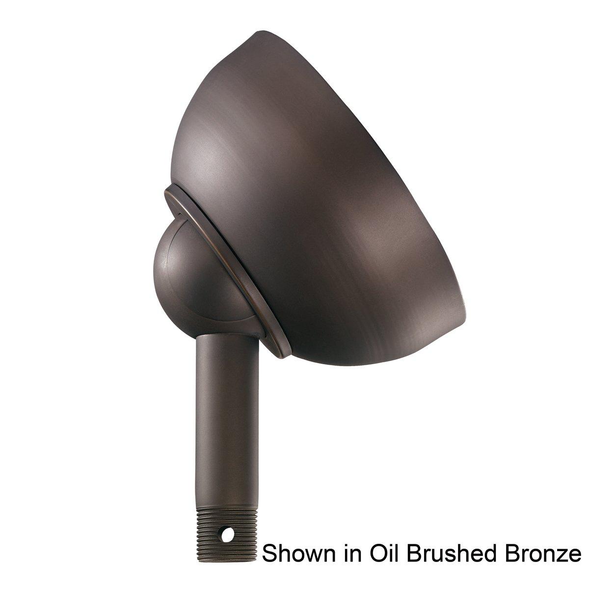 Kichler 337005BKZ Accessory Slope Adapter, Berkshire Bronze