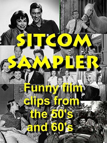 Amazon.com: TV comedy of the 50s, 60s. SITCOM SAMPLER