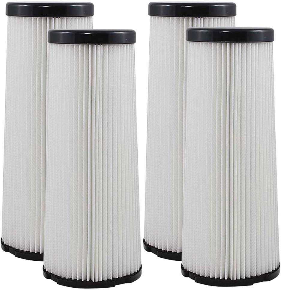 Eagles 4pack Replacement F1 Filters Compatible with Dirt Devil Type F1 Vacuum Replaces Parts#2JC0280000 3JC0280000