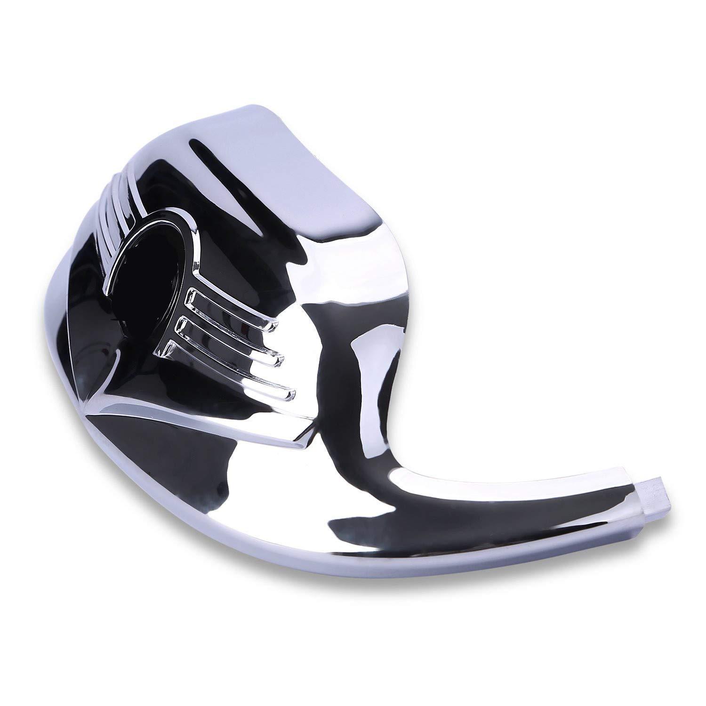Garde-Boue CICMOD Chrome Classique Garde-Boue Avant Garniture Panda pour Harley FLHR Road King FLSTC