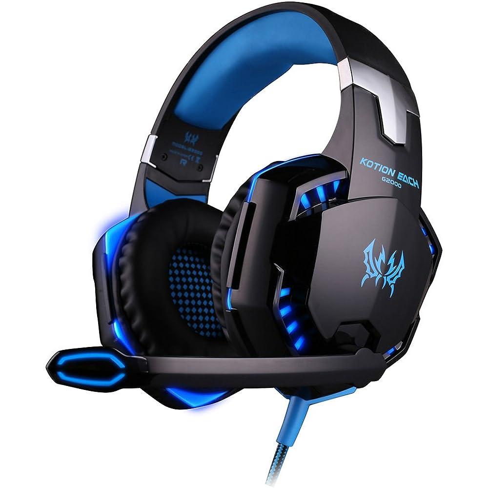Gamer haben ganz spezielle Anforderungen an ihre Headsets (beispielsweise von Andoer).
