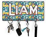 RNK Shops Rocket Science Key Hanger w/ 4 Hooks (Personalized)