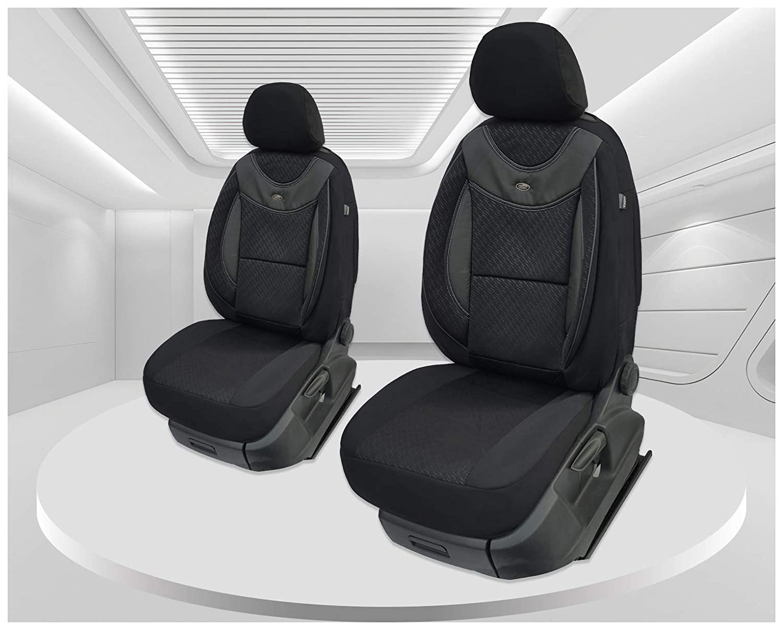 Maß Sitzbezüge Kompatibel Mit Toyota Yaris Xp13 Fahrer Beifahrer Ab 2011 2019 Farbnummer G102 Baby
