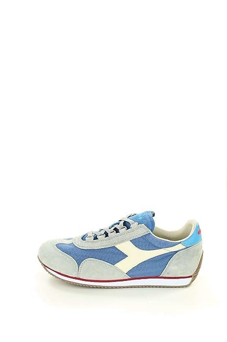 Diadora Heritage Scarpe Sneakers Uomo camoscio Nuove Equipe Stone Vintage  Bianco  Amazon.it  Scarpe e borse f5b0ad26a1d