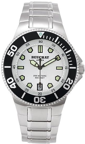 Beuchat Hombre Beu0080 esRelojes 1Amazon Reloj rBWdCxeo