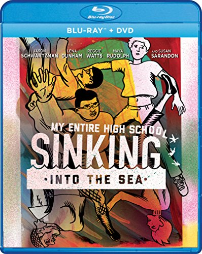 My Entire High School Sinking Into The Sea (Bluray/DVD Combo) [Blu-ray]