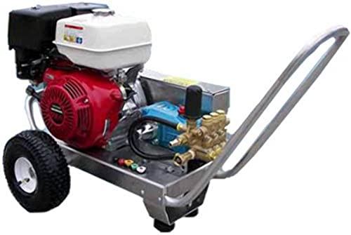 Pressure Pro EB4035HC Heavy Duty Professional 3,500 PSI 4.0 GPM Honda Gas Powered Belt Drive Pressure Washer