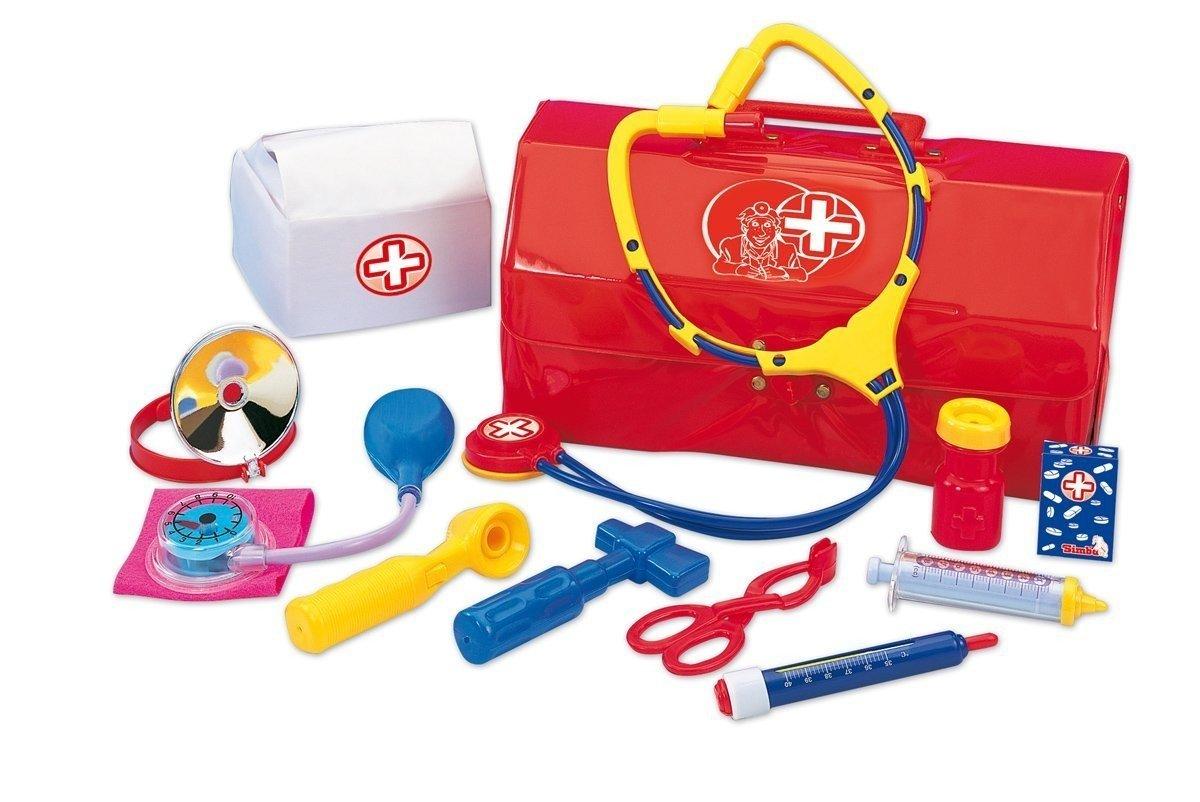 Simba 105541297 - Doktorkoffer, klein Simba Toys