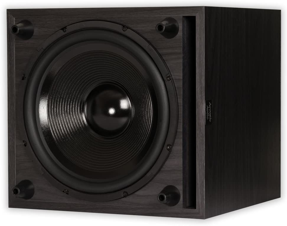Acoustic Audio PSW-12 12-Inch Down Firing Powered Subwoofer