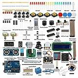 EEEKit Ultimate Starter Learning Kit for Arduino UNO R3 LCD1602 Servo Processing