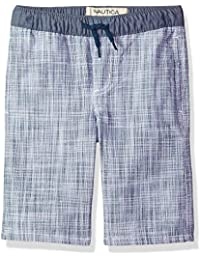 Boys' Pattern Pull-On Shorts