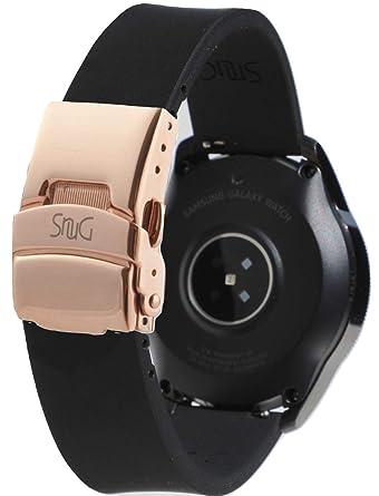 Amazon.com: SnuG - Correa de repuesto para reloj inteligente ...