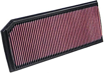 K/&N High Flow Replacement Air Filter 33-2881 K and N Original Performance Part