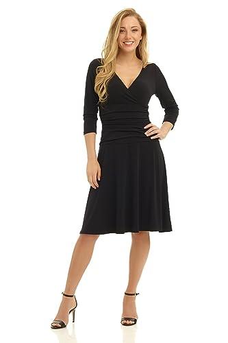 Rekucci Women's Slimming 3/4 S...