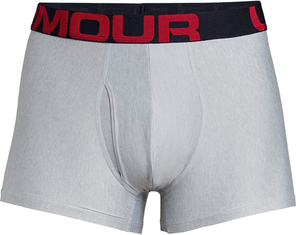 Under Armour Tech 3in Boxershort 2er Pack F001