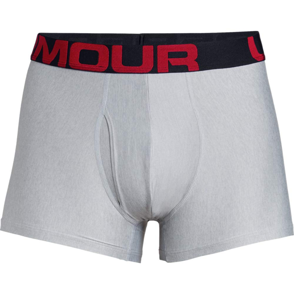 Hombre Under Armour Tech 3in 2 Pack Ropa Interior